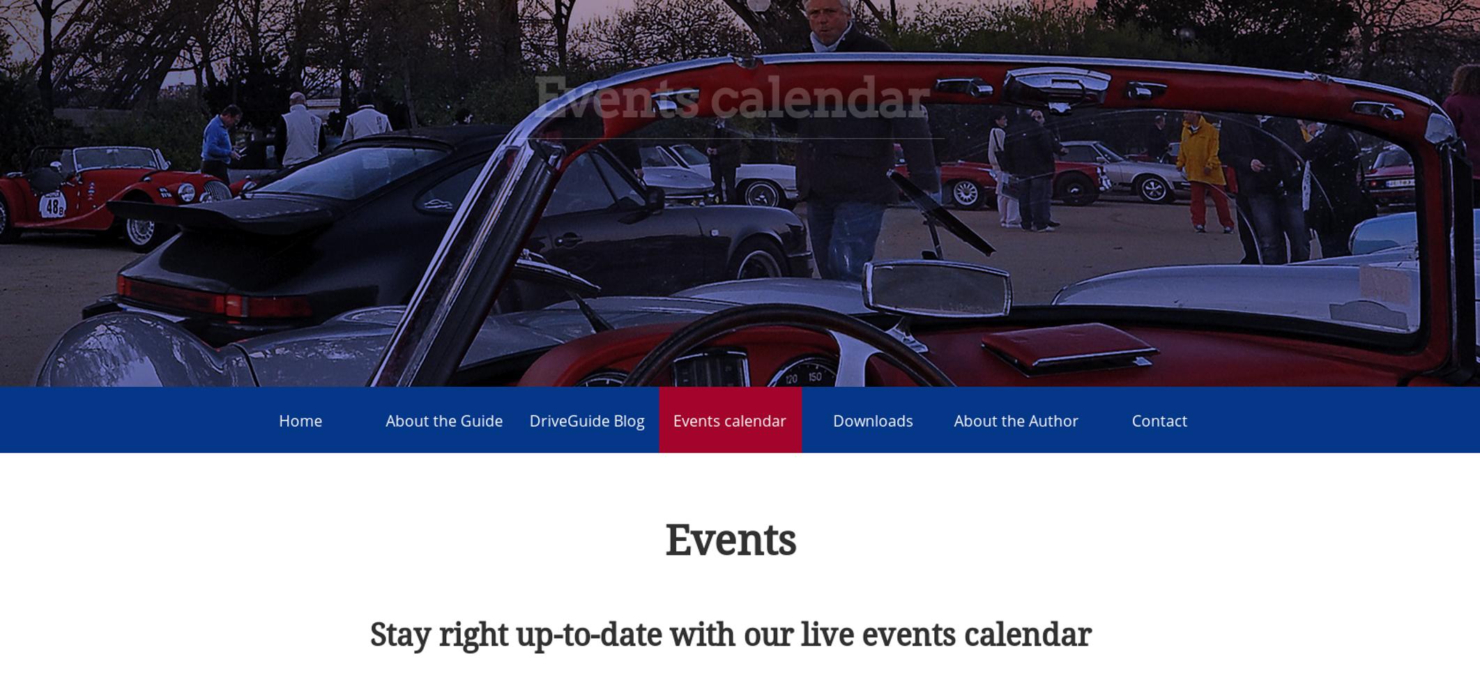 The essential guide for car enthusiasts, France parle de la Coupe Florio 2015 0